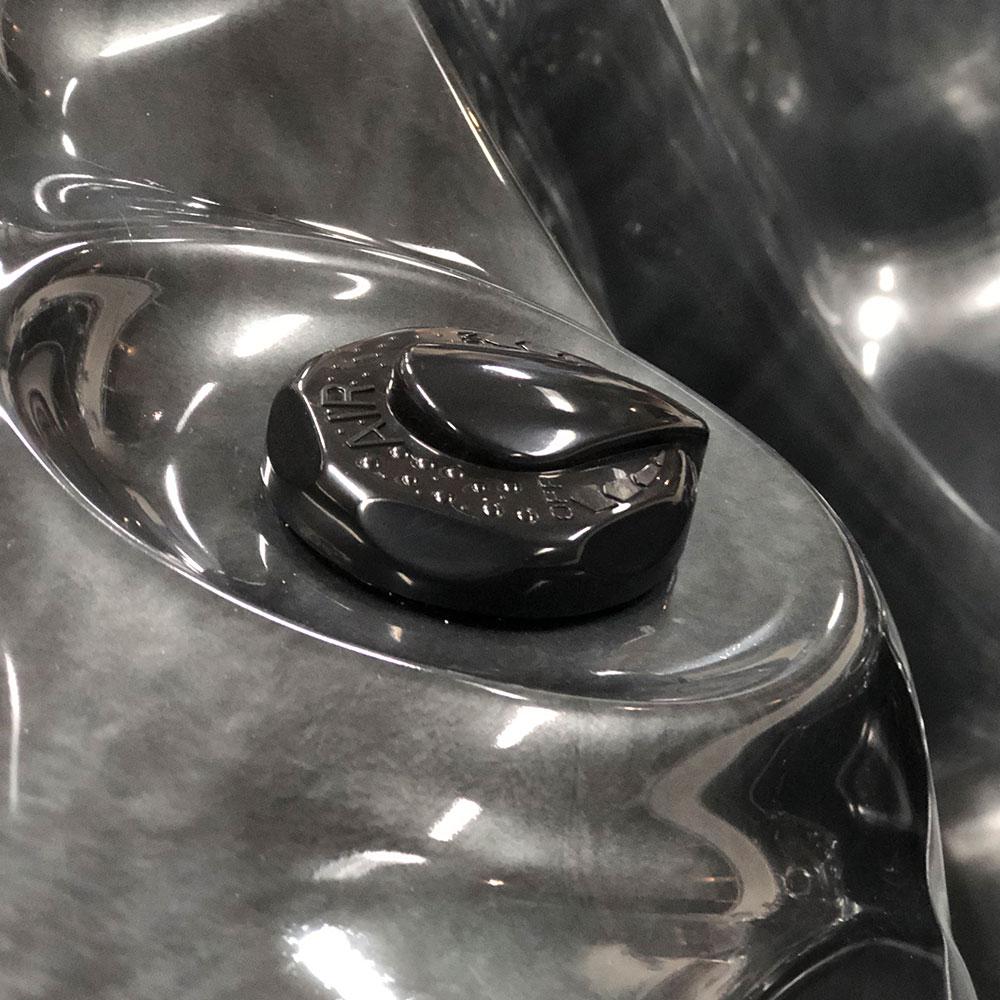 Black Stream - 5 person Hot Tub Details Images-4