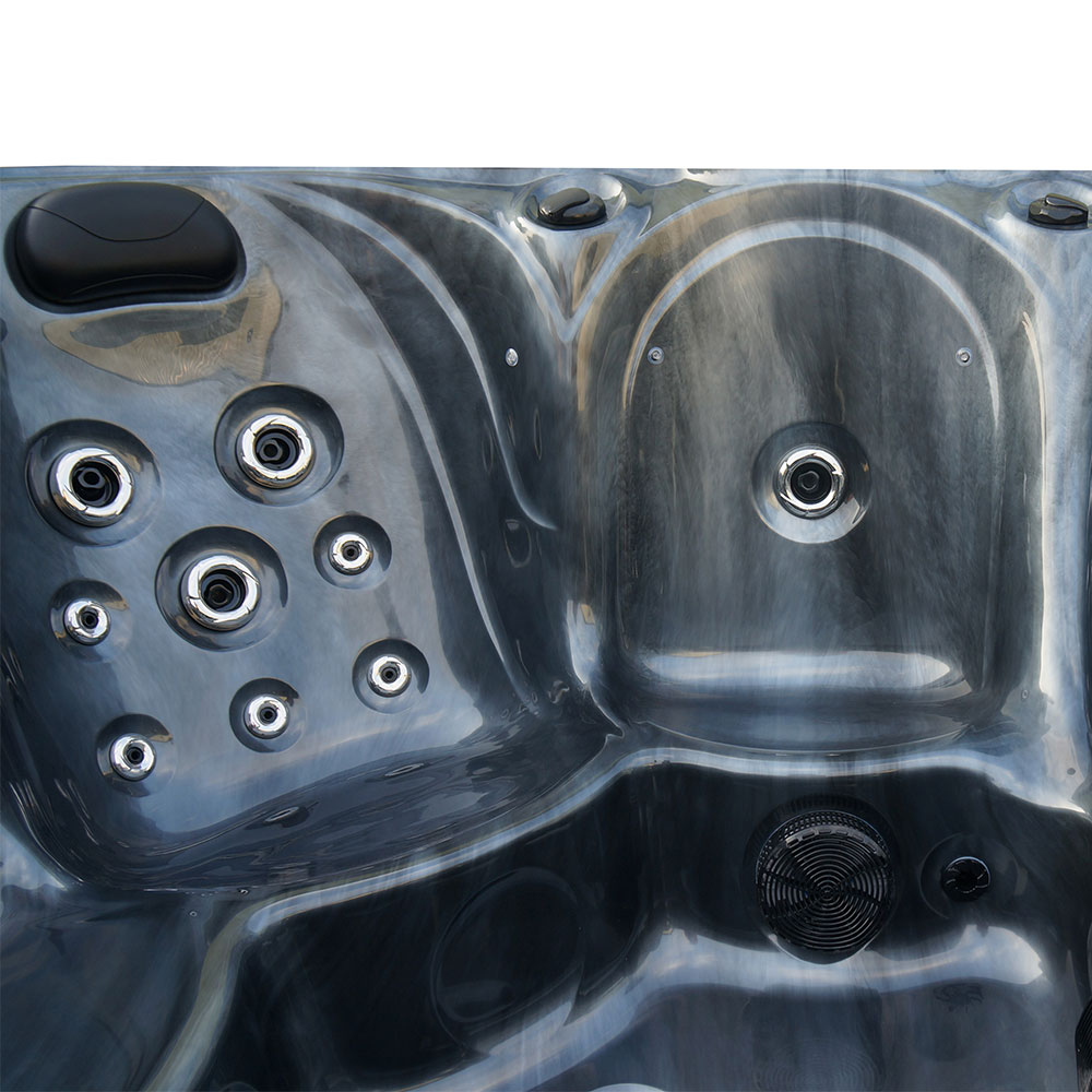 Brook Stream - 5 Person Hot Tub Details Image-6