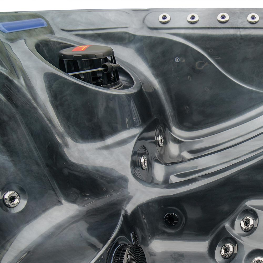 Long Stream - 6 Person Hot Tub Details Image-4