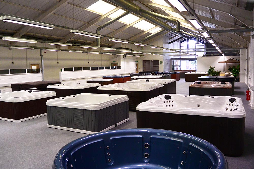 Hot Tub Master - book your appointment for our showrooom